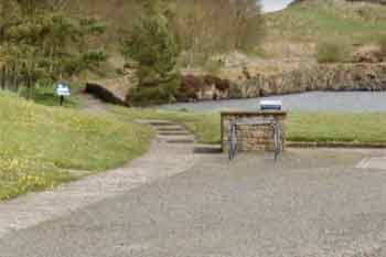 Cawfields quarry entry/exit