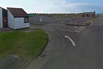Beadnell point parking