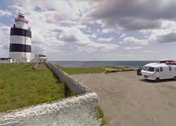 Hook head parking