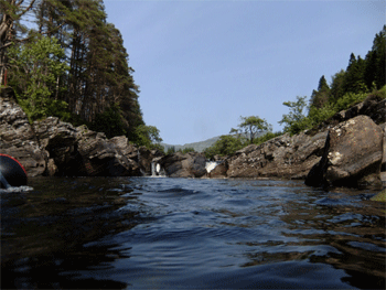 Orchy pools